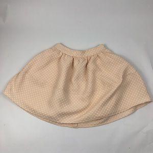 EXPRESS A-line High Waist Full Mini Skirt, Size 0